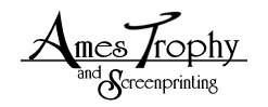 Ames Trophy Logo
